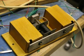 Custom-Made Wood Resonator Chambers for Chime
