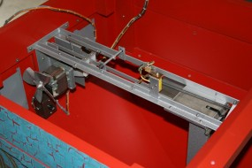 Head-Rocking and Card Release Mechanism