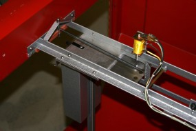 Another View of Card Release Mechanism and Card Holder
