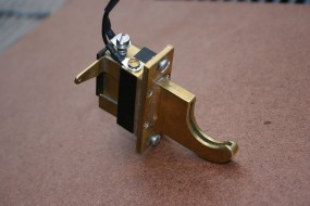 Coin Entry Mechanism - Serves as Both Switch and Coin Release