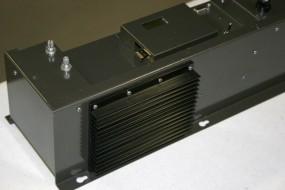 Heat Sink for Audio Amplifier on Top of Sound Module