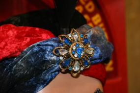 Vintage Brooch is Not Like the Original Decoration but Looks Pretty Nice