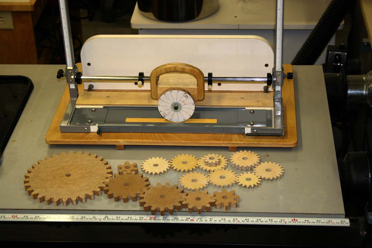Table Saw Gears : The workshop technitoys